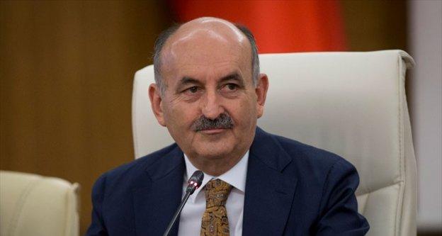 Bakan Müezzinoğlu'ndan işsizlik rakamları açıklaması