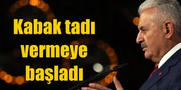 Başbakan'dan Kılıçdaroğlu'na çağrı: Kabak tadı vermeye başladı