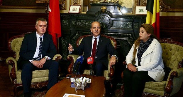 Başbakan Yardımcısı Kurtulmuş: İslam ve Türkiye düşmanlığının Avrupa siyasetine katkısı olmaz