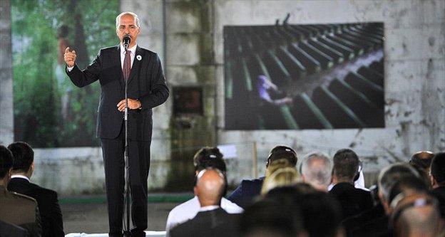 Başbakan Yardımcısı Kurtulmuş: Srebrenitsa'dan ders çıkarılmazsa önümüzde çok fazla tehlike var