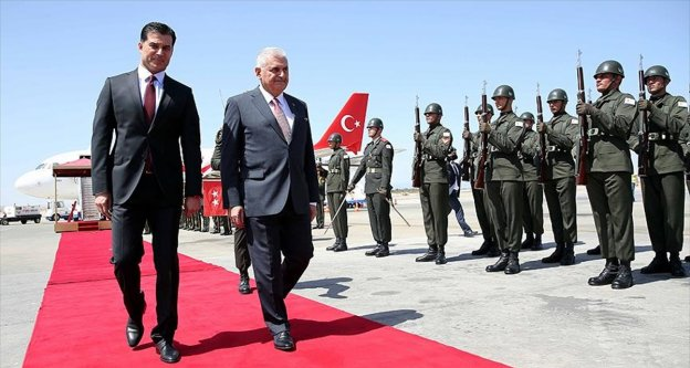 Başbakan Yıldırım, Kıbrıs Barış Harekatı'nın 43. yıl dönümünde KKTC'de olacak
