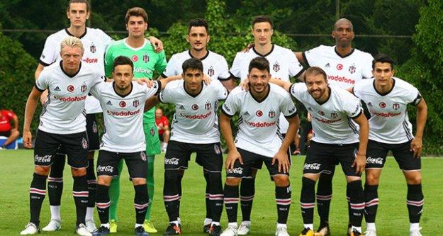Beşiktaş:3 - Fortuna Sittard:3