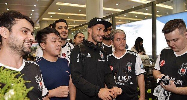 Beşiktaş, Çin'de