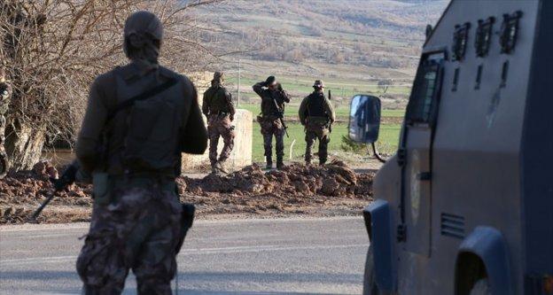 Bingöl'de bir PKK'lı terörist yakalandı