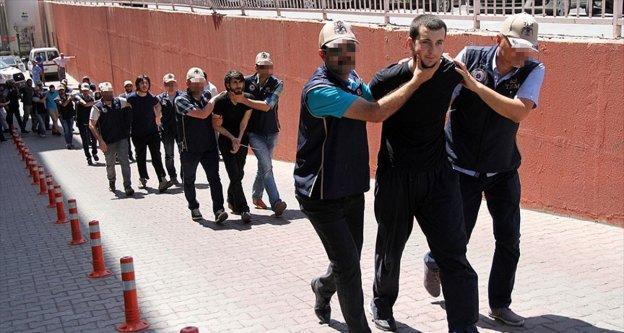 CHP yürüyüşüne saldırı planı zanlıları adliyeye sevk edildi