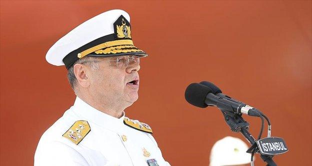 Deniz Kuvvetleri Komutanı Oramiral Bostanoğlu: Muharip gemi ihraç edecek duruma geldik