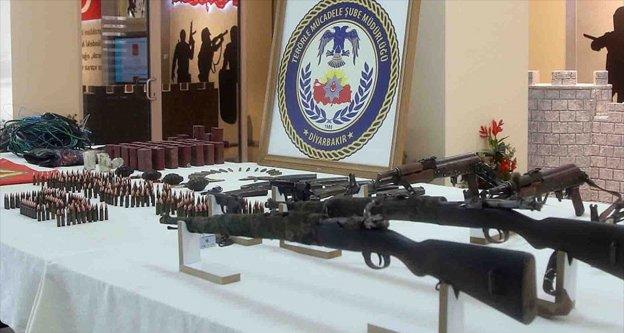 Diyarbakır'da saldırı hazırlığındaki 3 terörist yakalandı