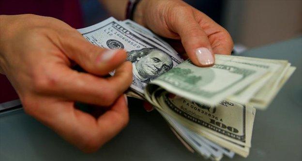 Dolar/TL 2 haftanın en düşüğünde