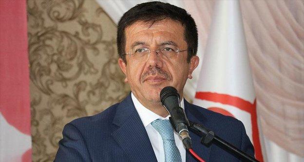 Ekonomi Bakanı Zeybekci: Ekonomi 15 Temmuz sınavını başarıyla aştı