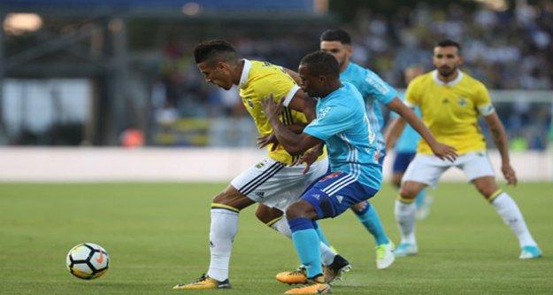 Fenerbahçe 0-1 Olympique Marseille