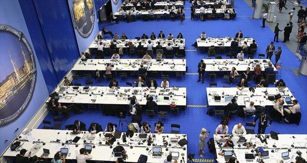 G20 Zirvesi'nde bazı gazetecilerin akreditasyonu iptal edildi