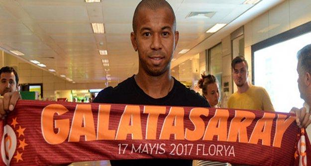 Galatasaray'ın yeni transferi istanbul'da