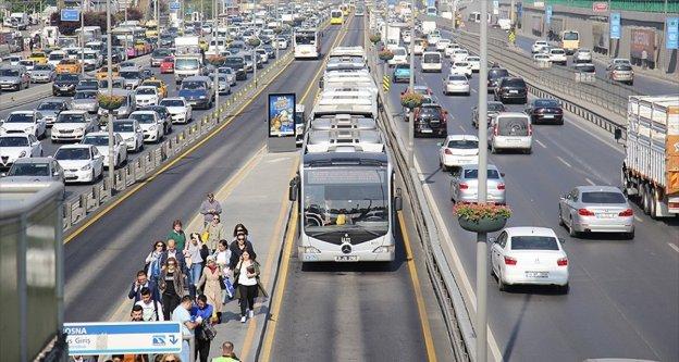 İstanbul'da 15 ve 16 Temmuz'da toplu ulaşım ücretsiz
