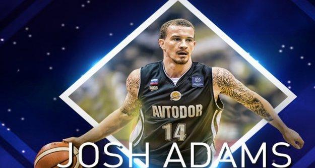 Josh Adams Anadolu Efes'te
