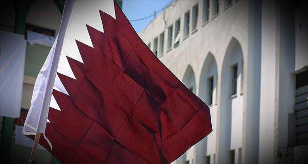 Katar Hükümet İrtibat Bürosu Başkanı Şeyh Seyf: Katar kolay lokma değil