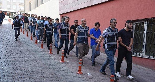 Kayseri'de 39 kişi ByLock'tan adliyede