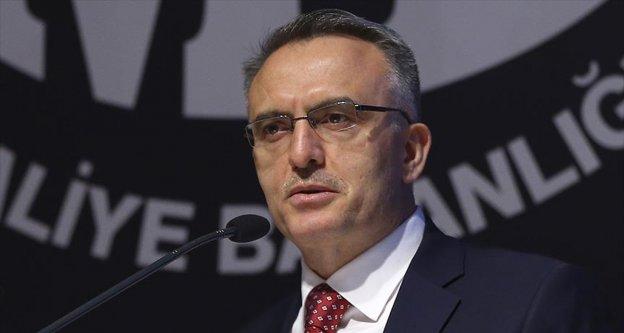 Maliye Bakanı Ağbal: KDV sistemi bu haliyle sürdürülebilir değil