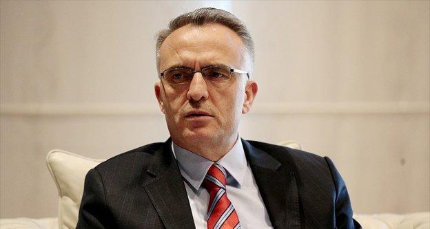 Maliye Bakanı Naci Ağbal: Vergi gelirleri yüzde 13,6 arttı