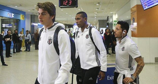 Marcelo, Fransa yolcusu
