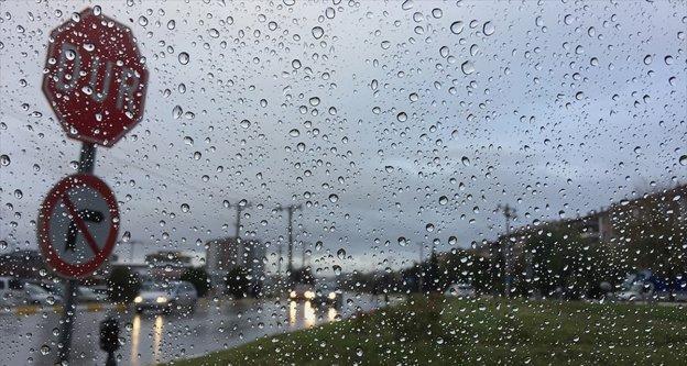 Meteorolojiden Trakya için aşırı yağış uyarısı