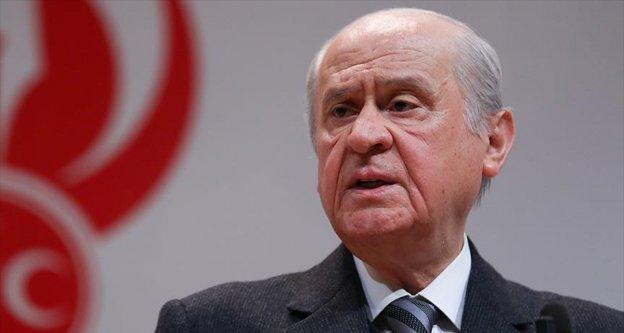 MHP Genel Başkanı Bahçeli: AP'nin kararı temelsiz, mesnetsiz ve düşmancadır