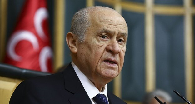 MHP Genel Başkanı Bahçeli: Yeni darbe girişimini aklından geçiren ölümü göze almıştır