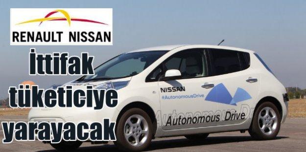 Nissan Renault ittifakı yeni nesil araçları ortaya çıkaracak
