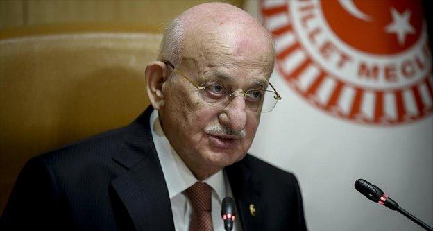 TBMM Başkanı Kahraman: 15 Temmuz gecesi Meclis'te hiçbir parti, görüş, rozet yoktu