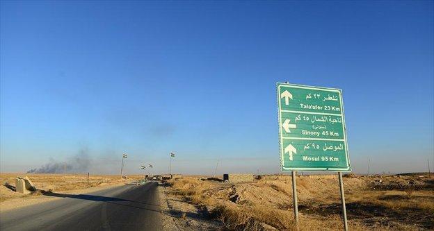 Telafer operasyonuna 'Haşdi Şabi ve Peşmerge' katılmayacak