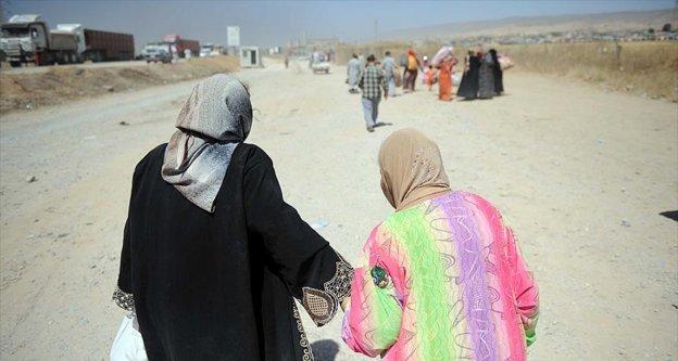Telafer'deki Türkmenlerin kurtarılması çağrısı