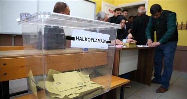 TÜİK 16 Nisan halk oylaması istatistiklerini açıkladı