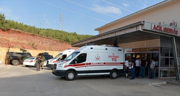Tunceli'de çatışmada 2 asker yaralandı