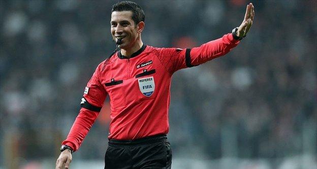 UEFA'dan Türk hakem ve gözlemcilere görev