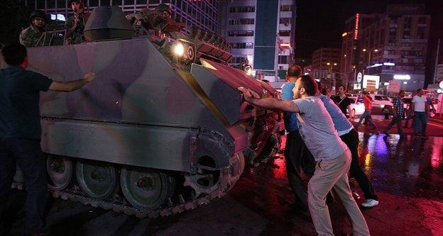 WADAH Genel Başkanı Rahman: Türk halkı devletini canı ve kanıyla savundu
