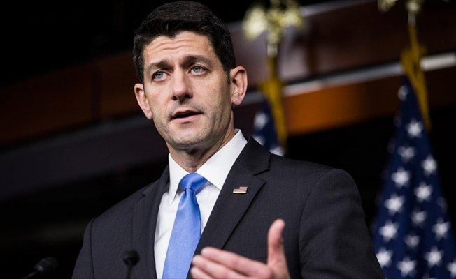 ABD Temsilciler Meclisi Başkanı Ryan'dan Trump'a eleştiri