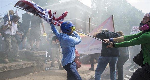ABD'deki Yahudi ve Müslümanlar ırkçı göstericileri kınadı