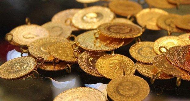 Altının gramı 2 ayın zirvesinde