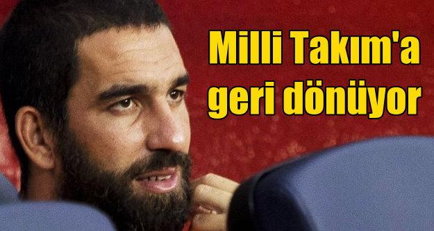Arda Turan Lucescu'nun davetini geri çevirmedi