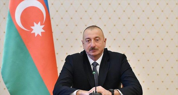 Azerbaycan Cumhurbaşkanı Aliyev'den dünya şampiyonu Guliyev'e tebrik