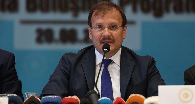 Başbakan Yardımcısı Çavuşoğlu: Ana muhalefet çaresiz bir şikayet hastalığına yakalandı