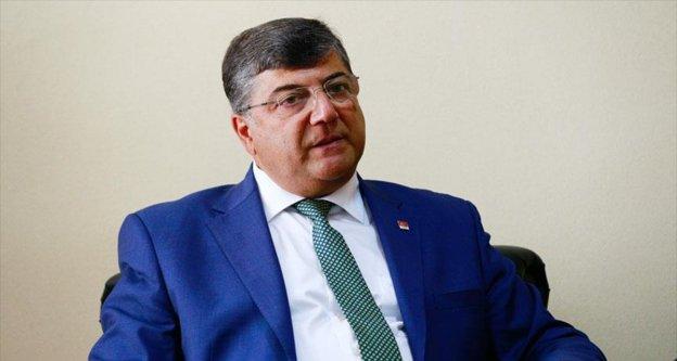 CHP Genel Sekreteri Sındır: Alperen'in adı evinin önündeki parkta yaşatılacak
