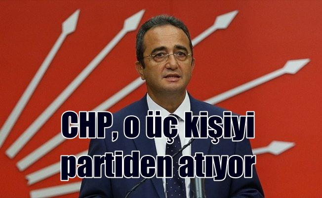 CHP Şehitlikte alkol alan 3 partiliyi ihraç ediyor