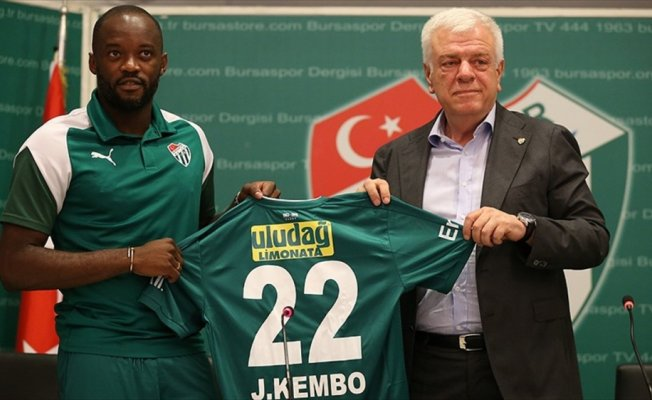 Ekoko resmen Bursaspor'da
