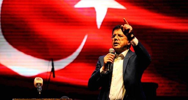 Ekonomi Bakanı Zeybekci: Türkiye ihracatta temmuz ayında rekor kırdı