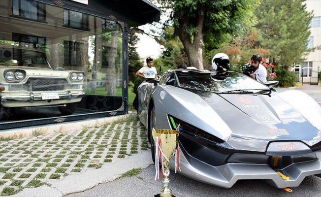 Elektrikli otomobil 'MTTB-Dava' ile 'Devrim' buluştu