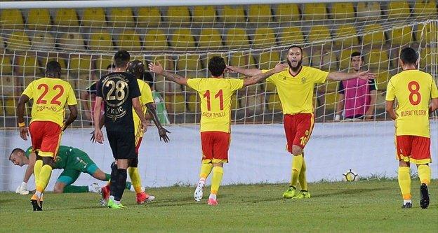 Evkur Yeni Malatyaspor, Osmanlıspor'u 3-1 yendi