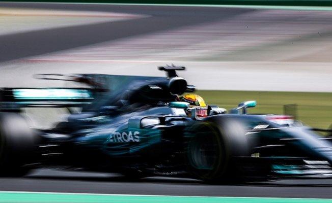 Hamilton'dan sezonun 5. galibiyeti