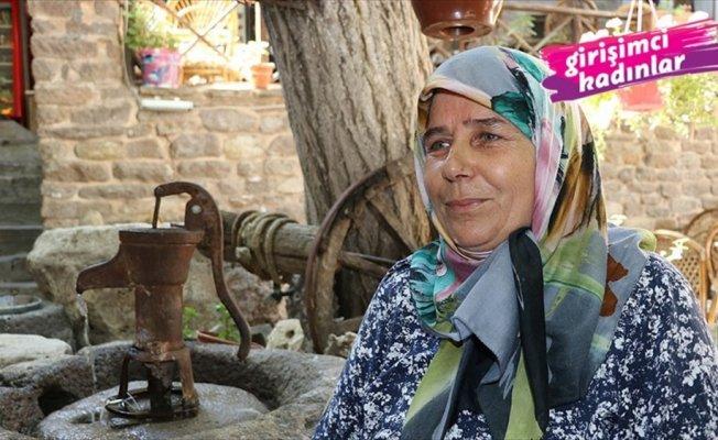 'Havva teyze' tarihi Sille'nin ilk kadın patronu oldu