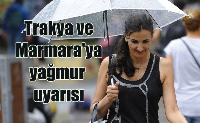 İstanbul'da hava durumu; Yağmur geliyor
