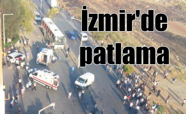 İzmir Buca'da patlama: Cezaevi aracına bombalı tuzak